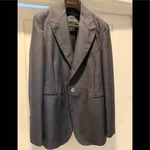 Gucci blazer with interior bird detailing
